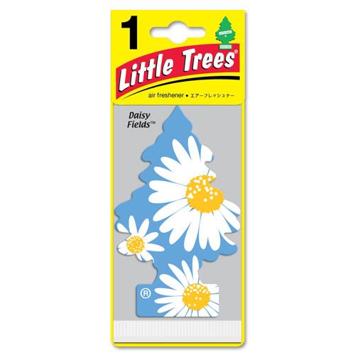 芳香剤 カーアクセサリー リトルツリー エアフレッシュナー「デイジーフィールズ」 17347 アメリカ雑貨 アメリカン雑貨