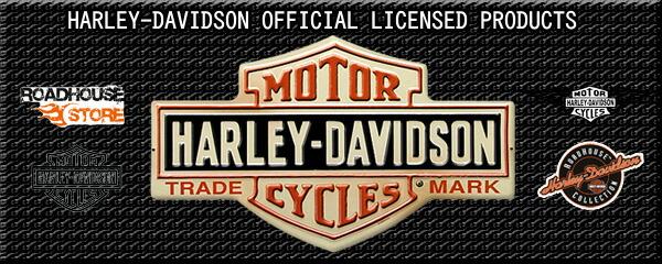 HARLEY-DAVIDSON ハーレーダビッドソン 正規ライセンスグッズ販売店