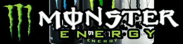 飲みすぎ厳禁アメリカ直輸入の人気エナジードリンク「Monster Energy(モンスターエナジー)」