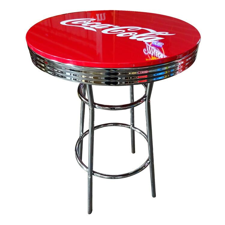 COCA-COLA BRAND コカコーラブランド ハイテーブル 「Coke HI-Table」 PJ-200T