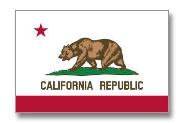 カリフォルニア州旗