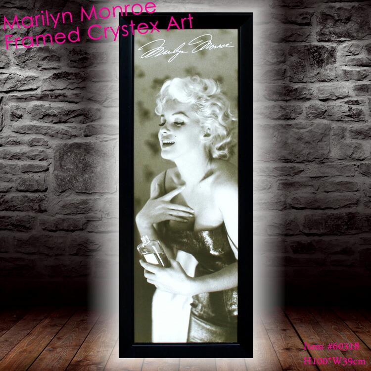 クリステックスアート マリリンモンロー Marilyn Monroe #60318 アートフレーム 壁面インテリア ポスター ウォールデコ 額縁アメリカ雑貨