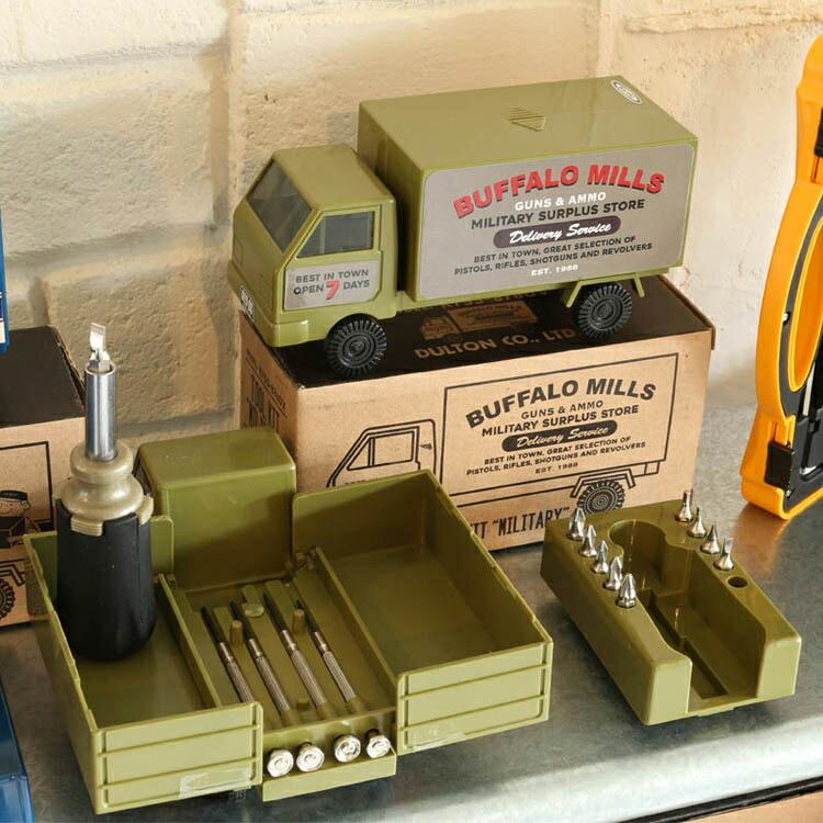 工具セット 家庭用 ダルトン ツールキット Military K755-876OV DULTON インテリア ギフト アメリカ雑貨 アメリカン雑貨