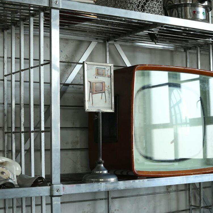フレーム おしゃれ ダルトン アイアン テーブルトップ Sサイズ K855-1092S DULTON スタンド式 フォトフレーム メニュー表 アメリカ雑貨 アメリカン雑貨
