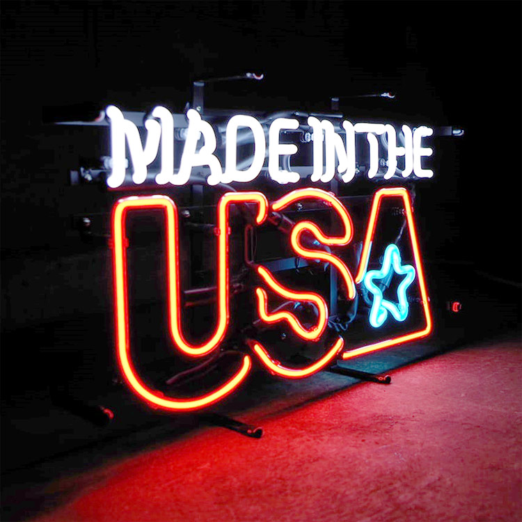 ネオンサイン / MADE IN THE USA サイズ:H31×W51cm ネオン管 アメリカ雑貨 アメリカン雑貨