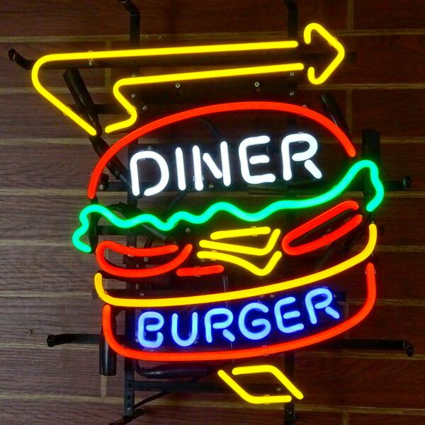 ネオンサイン / BURGER DINER(バーガーダイナー)