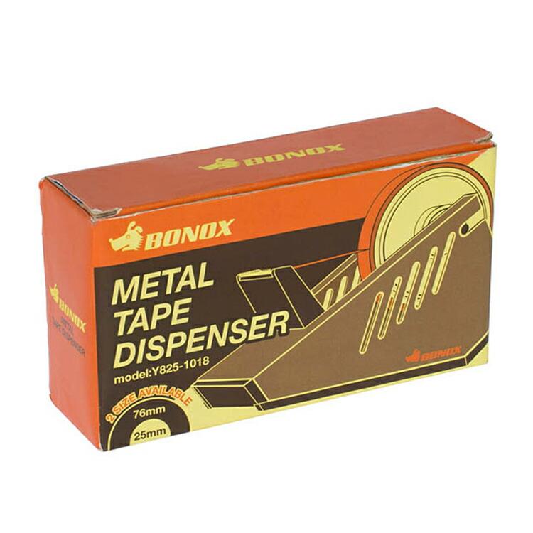 テープカッター おしゃれ ダルトン メタルテープディスペンサー グレー Y825-1018GY DULTON テープ台 文具 ステーショナリー 事務用品 アメリカ雑貨 アメリカン雑貨