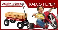 アメリカの赤いワゴンと言えばこれ!Radio Flyer / ラジオフライヤー