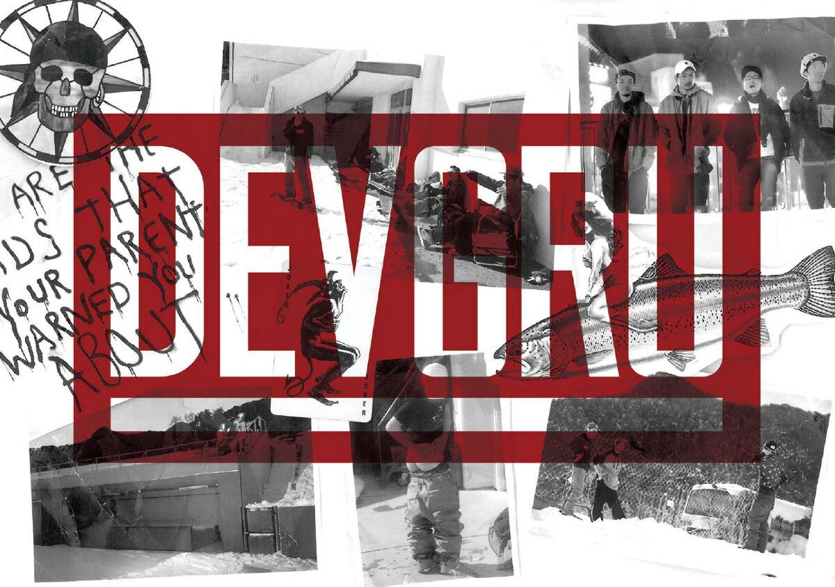 17-18 DEVGRU SCRAWL/17-18 DEVGRU スクロール/17-18 デブグルー スクロール/DEVGRU スノーボード/デブグルー スノーボード/DEVGRU/デブグルー/150/2017-2018