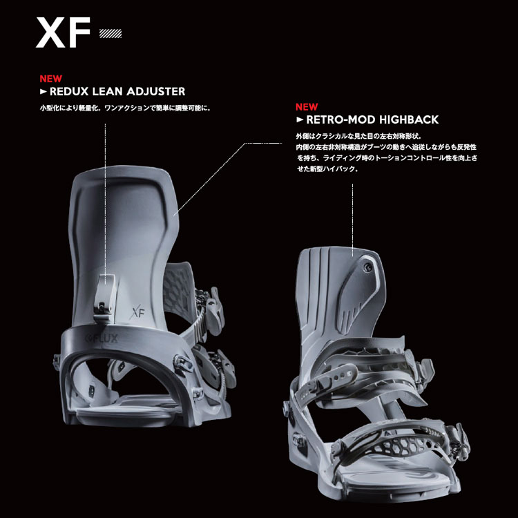 FLUX XF Snowboard Binding Mens 2020