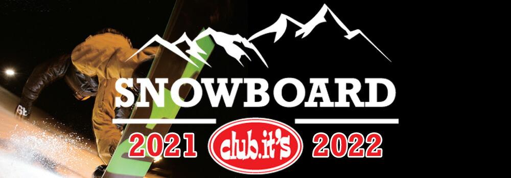 NEW MODELスノーボード