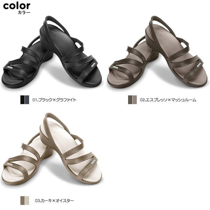 crocs【クロックス】 Patricia Wedge Sandal/パトリシア ウェッジ サンダル