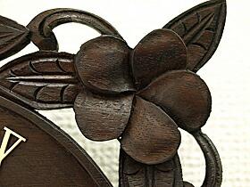 彫刻 プルメリア