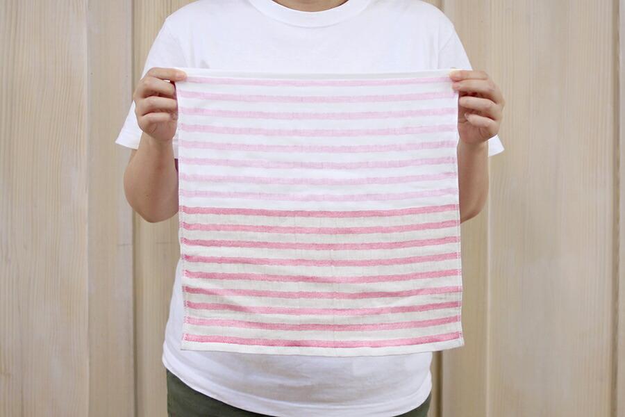 タオルのサイズ