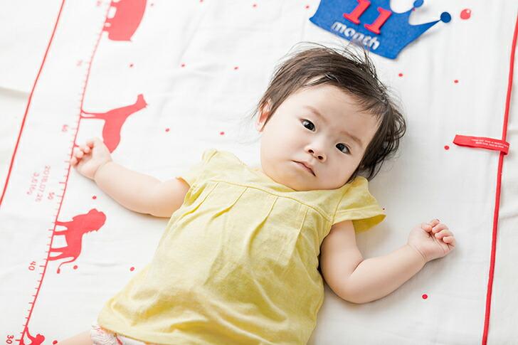 赤ちゃんの可愛い写真が撮れます インスタグラムに フォトプロップス