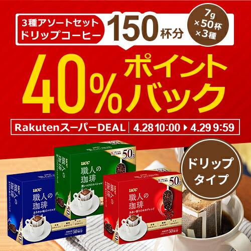 RakutenスーパーDEAL 40%POINT BACK
