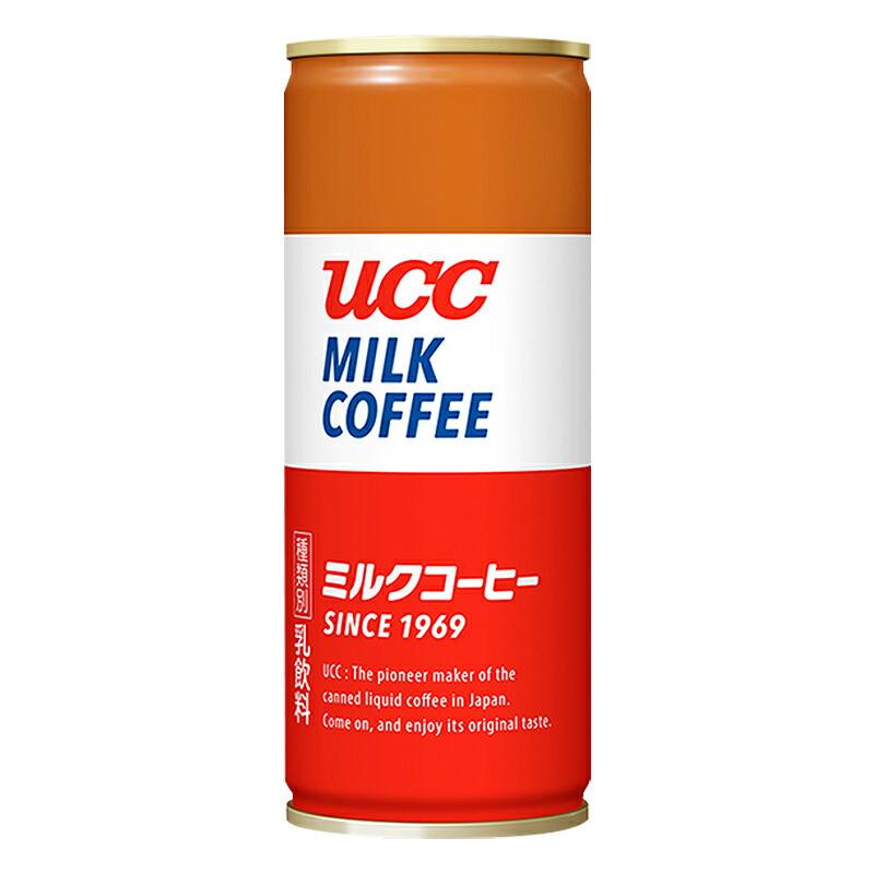 ミルクコーヒー 缶 250g×30本