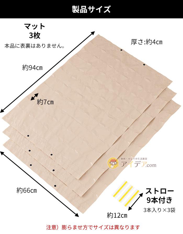 製品サイズ:66×94cm
