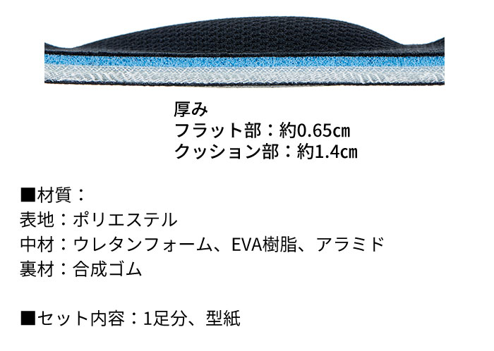 製品サイズ:M〜L:24.0〜25.0cm