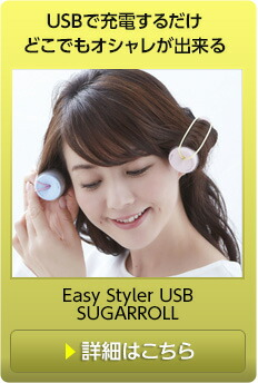 Easy Styler USB SUGARROLL