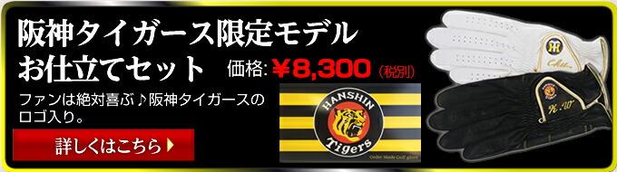 阪神タイガース限定モデルお仕立てセット