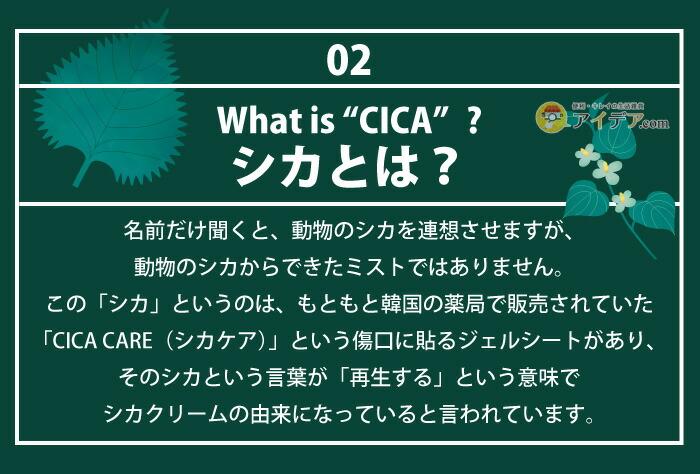 CICA method MIST:シカとは?