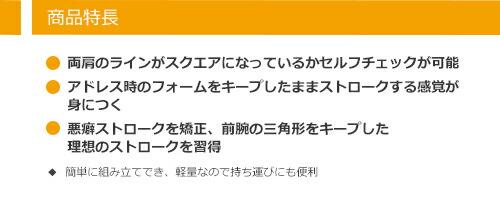 パッティング・ストローク・ティーチャー TRMGNT29