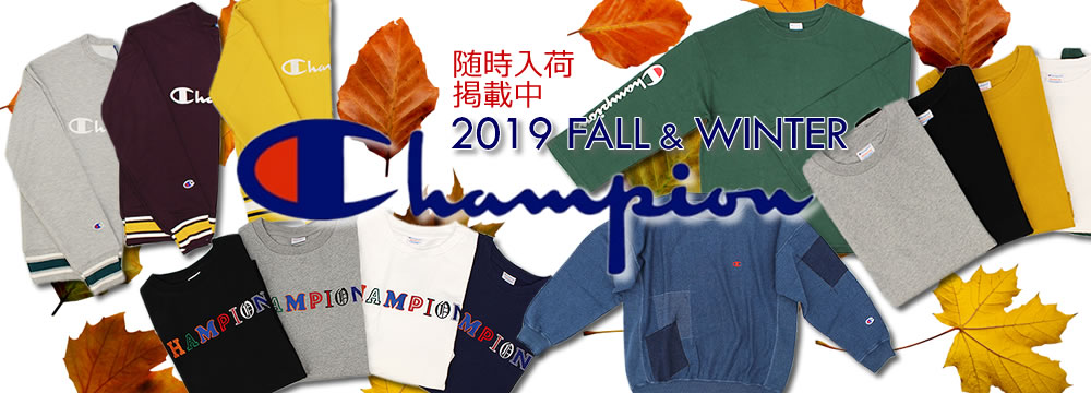 2019AutumeWinter-CHAMPION