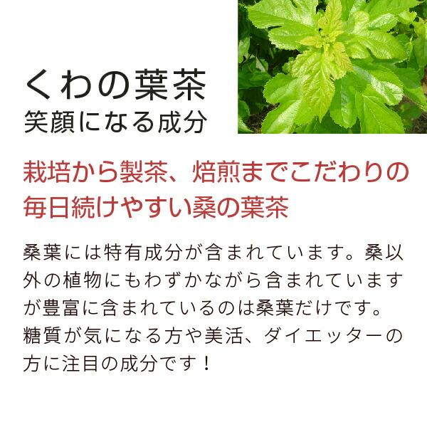 桑の葉茶に含まれるDNJ(デオキシノジリマイシン)