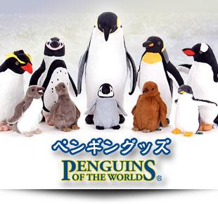 カロラータ人気のペンギンのグッズ