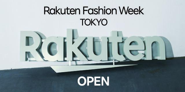 rakuten fashion week tokyo