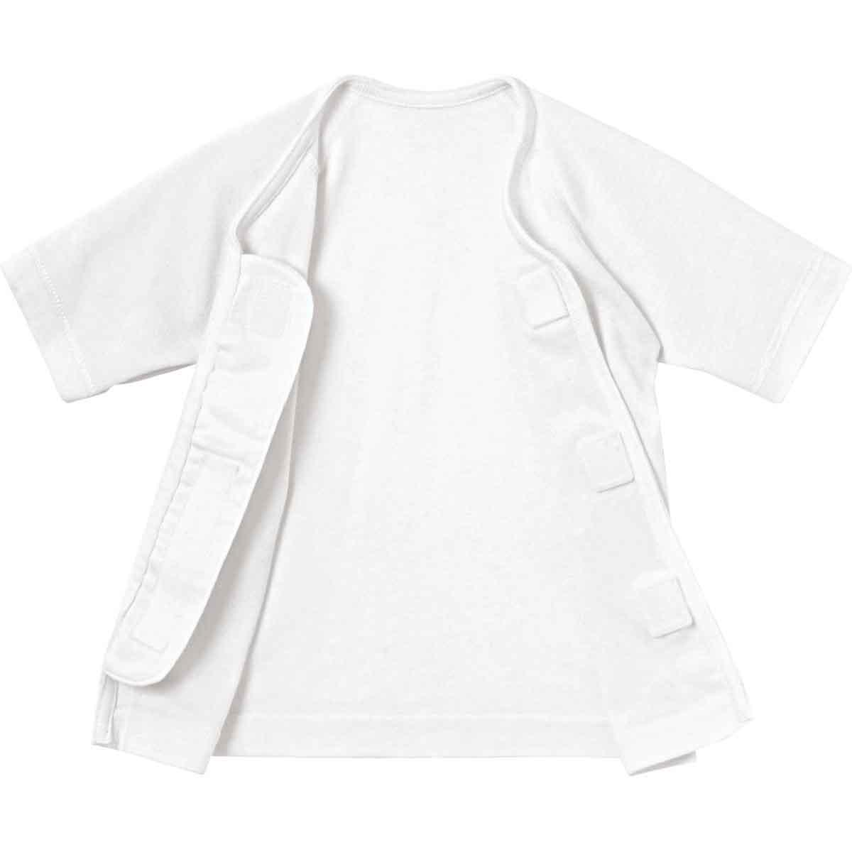 672bce749c82e 楽天市場  43%OFF ベビーワンタッチ肌着2枚組ギフト ベビー服 子供服 ...
