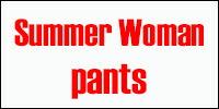 春夏Ladiesパンツ