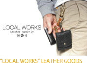 LOCAL WORKS leather goods