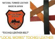LOCAL WORKS TOCHIGI Leather
