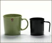 琺瑯ライスカップのサイズ比較