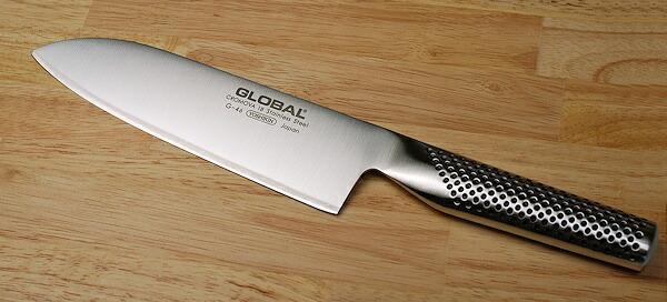 Charmant GLOBAL ( Global Knife/global Knives ) Santoku (18 Cm) And Global Knife  Series