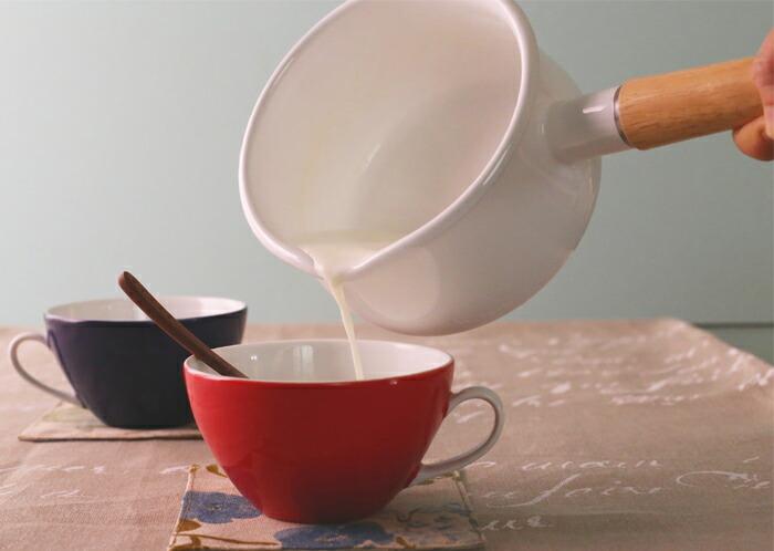 ちょっとした料理支度に便利な、可愛いデザインのミルクパンを教えてください