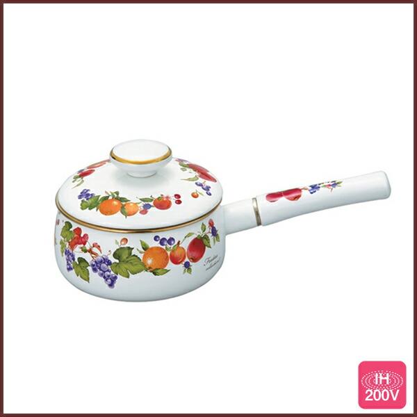 【フルータスコレクション】16cm片手鍋