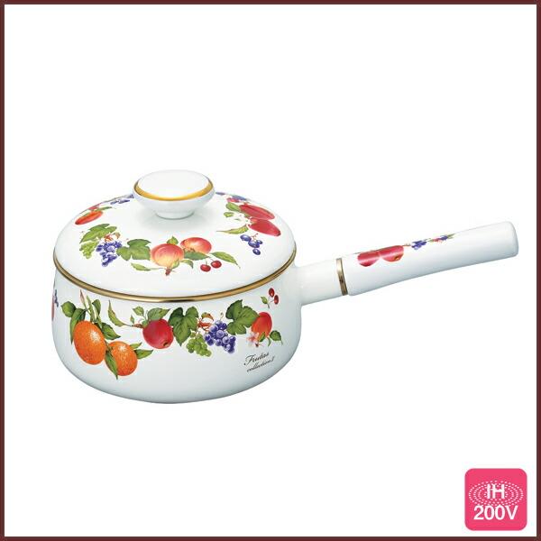 【フルータスコレクション】18cm片手鍋