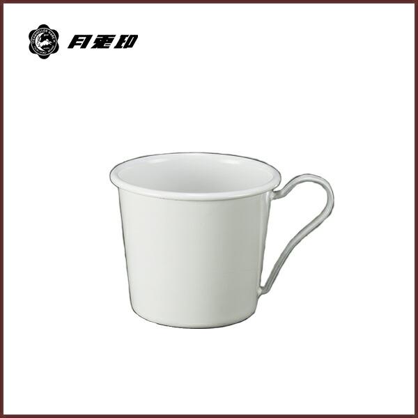 【月兎印】マグカップ ホワイト