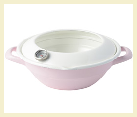 天ぷら鍋/富士ホーロー