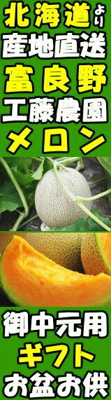 北海道富良野メロンバナー