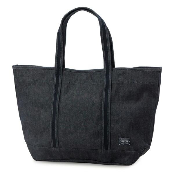 7bb9cb43d7d53 coolcat  Yoshida Kaban Porter girl boyfriend that denim tote bags L ...