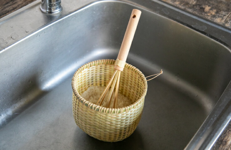 ゴマコチ 米とぎざる ボウル ザル キッチン 竹 日本製 洗う 水切り 料理器具 生活 暮らし 家庭用品 日用雑貨 おしゃれ モダン 和