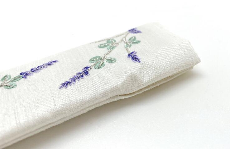 婦人扇子 彩華セット 萩 秋の七草 上品 綺麗 シルク タッセル付 女性用