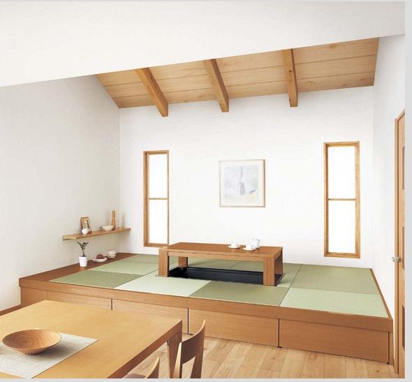 【楽天市場】畳コーナー収納ユニットpanasonic (パナソニック)畳が丘2方壁納まり6尺ハッチボックス1つ 3尺