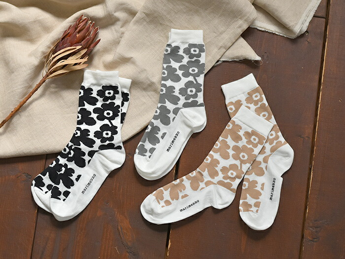 秋冬の新作!ウニッコ靴下