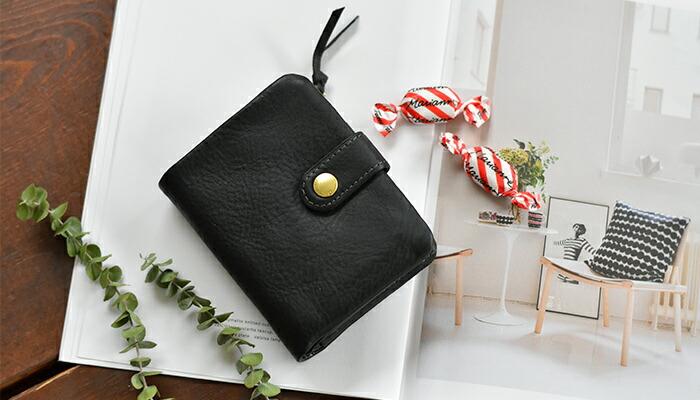 シンプルなCINQのお財布