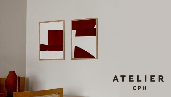 デンマークのポスターブランド、ATELIER CPH